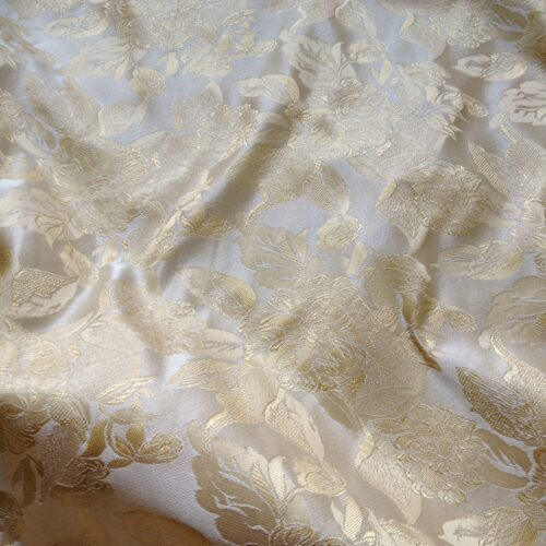 Heavy Silk Brocade Furnishing
