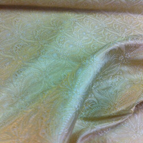 Silk Zari Brocade Furnishing